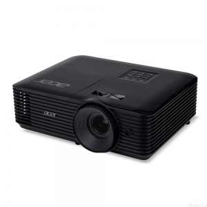 Проектор Acer projector X138WH, DLP 3D, WXGA, 3700Lm, 20000/1, HDMI, 2.5Kg, EURO Power (replace MR.JP411.001)